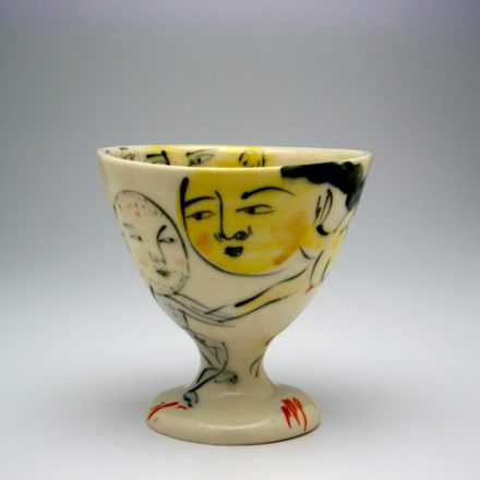 C02: Main image for Cup made by Akio Takamori