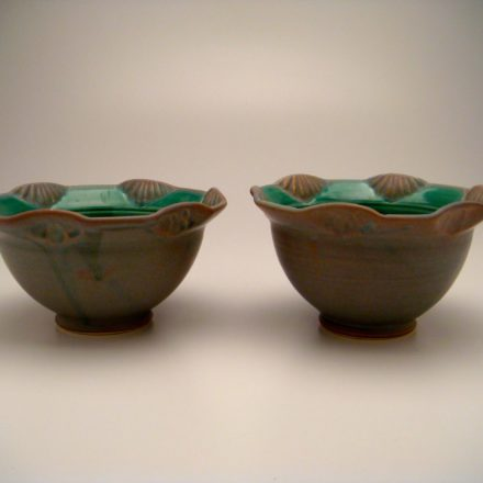 B23: Main image for Set of Bowls made by Diane Rosenmiller
