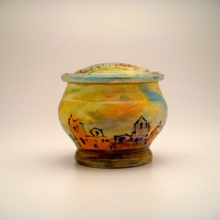 J02: Main image for Jar made by Laurie Shaman