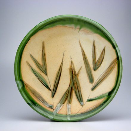 P30: Main image for Plate made by Nancy Barbour