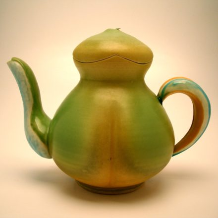 T06: Main image for Teapot made by Geoffrey Wheeler