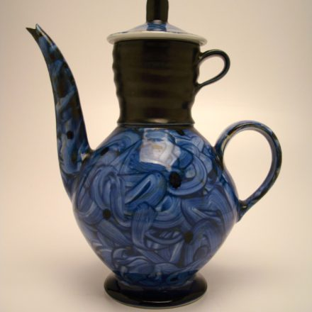 T29: Main image for Teapot made by Peter Beasecker