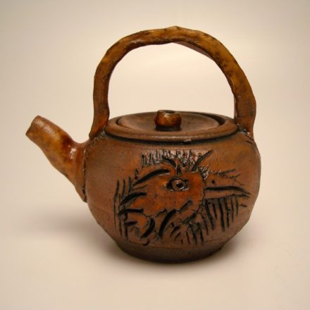 T30: Main image for Teapot made by Ron Meyers