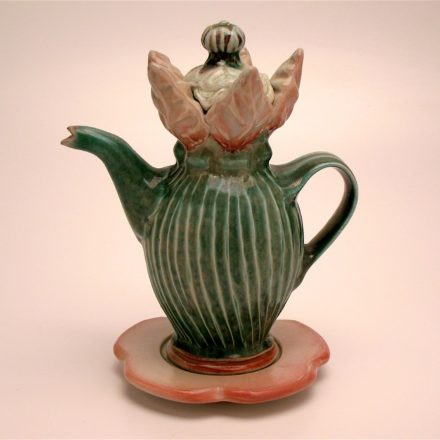 T41: Main image for Teapot made by Diane Rosenmiller