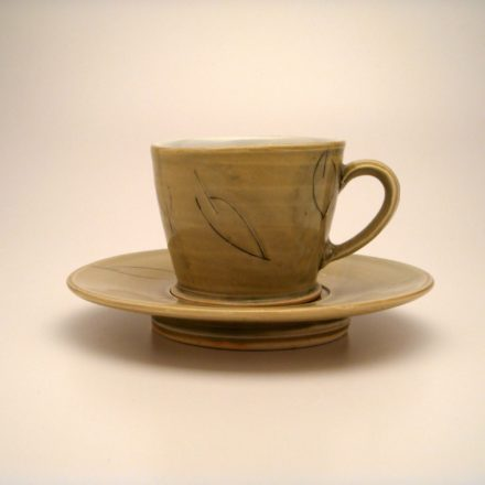CP&S02: Main image for Cup & Saucer made by Brian Jones