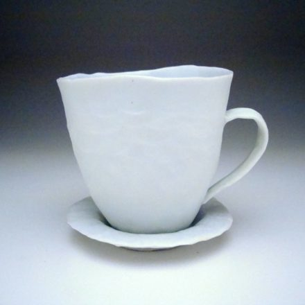 CP&S07: Main image for Cup & Saucer made by Igrid Bathe