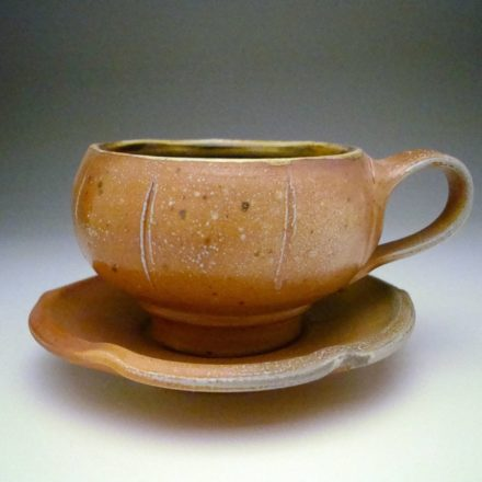 CP&S14: Main image for Cup & Saucer made by Diane Kenney