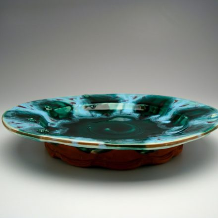 P76: Main image for Plate made by Kari Radasch