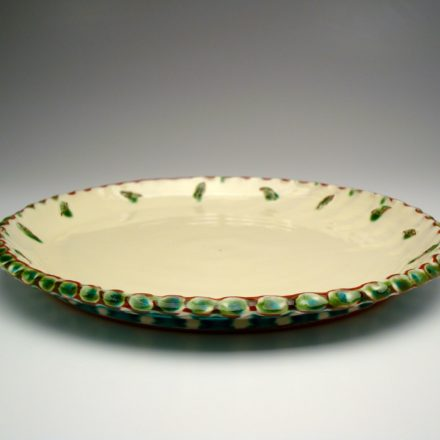 P78: Main image for Plate made by Katheryn Finnerty