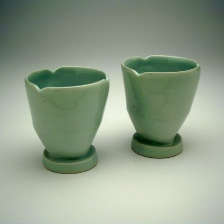 C245: Main image for Pair of Cups made by Peter Beasecker