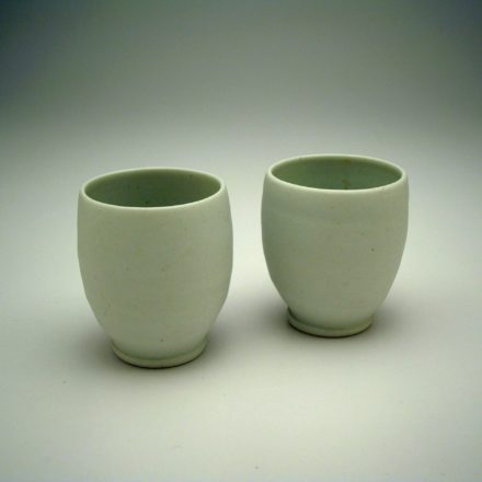 C246: Main image for Pair of Cups made by Peter Beasecker
