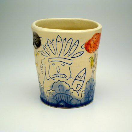 C283: Main image for Cup made by Kurt Anderson
