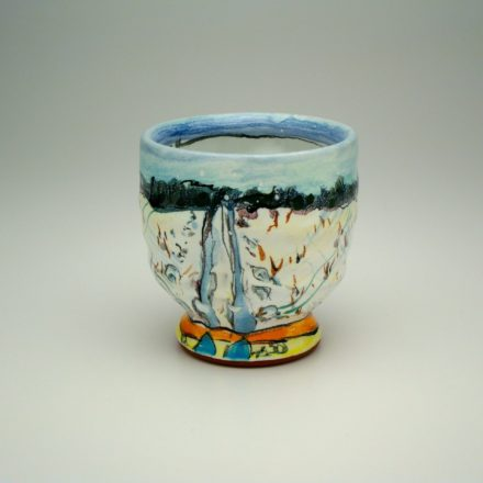 C421: Main image for Cup made by Ann Tubbs