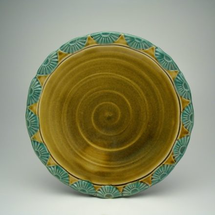 P87: Main image for Plate made by Diane Rosenmiller