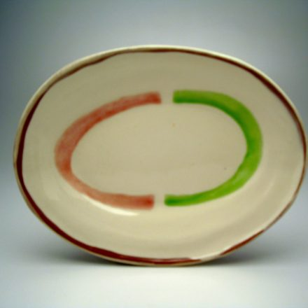 P319: Main image for Small Plate made by Brian Jones