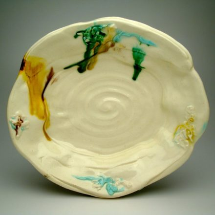SW69: Main image for Serving Dish made by Lisa Orr