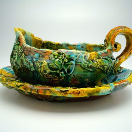 PV56: Main image for Gravy Boat made by Lisa Orr