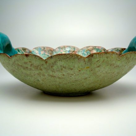 SW103: Main image for Serving Bowl made by Shoko Teruyama