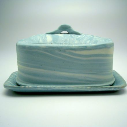 SW108: Main image for Butter Dish made by Louise Rosenfield