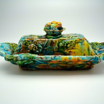 SW109: Main image for Butter Dish made by Lisa Orr