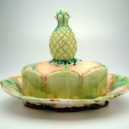 SW110: Main image for Butter Dish made by Kari Radasch
