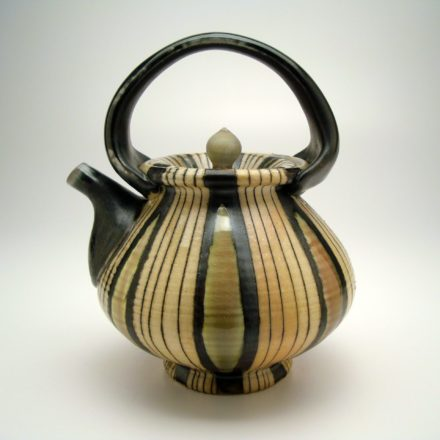 T49: Main image for Teapot made by Lorna Meaden