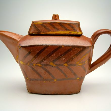 T51: Main image for Teapot made by Mark Pharis
