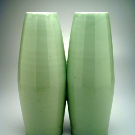 V69: Main image for Double Vase made by Peter Beasecker