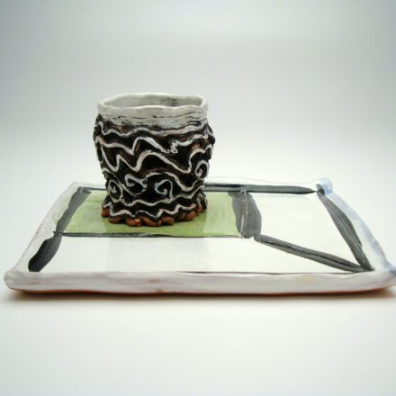 Sushi Plate and Bowl