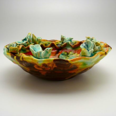 B444: Main image for Bird Bowl made by Lisa Orr