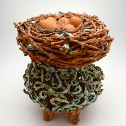 OT43: Main image for Bird Nest made by Deirdre Daw