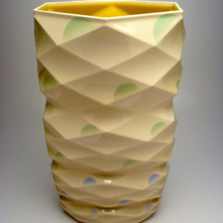 V108: Main image for Oval Vase made by Andy Brayman