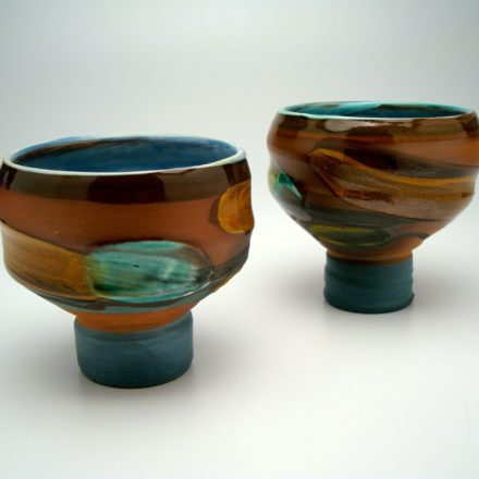 C474: Main image for Set of Cups made by Woody Hughes