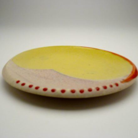 P325: Main image for Small Plate made by Deborah Schwartzkopf