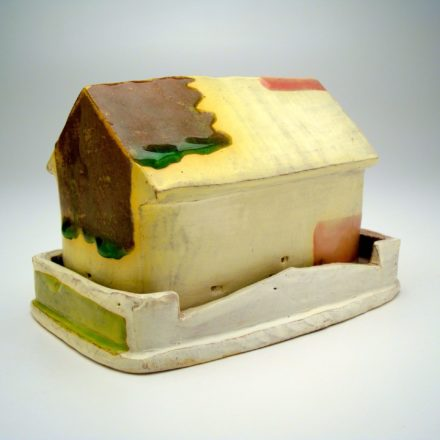 SW134: Main image for Butter Dish made by Brian Jones