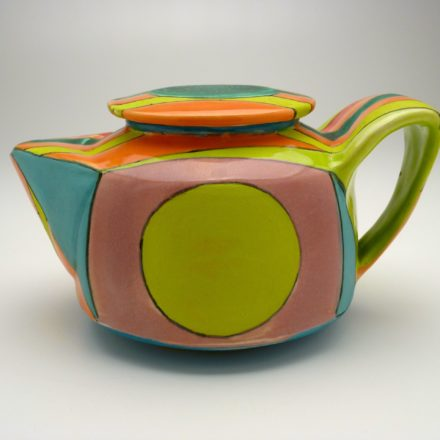 T59: Main image for Teapot made by Louise Rosenfield