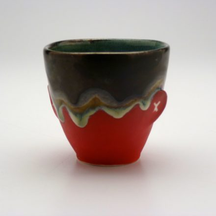 C538: Main image for Shot Glass made by Louise Rosenfield