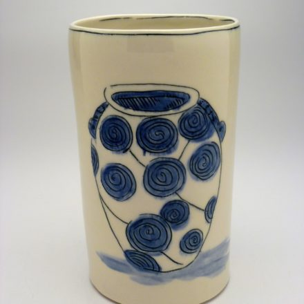 V116: Main image for Vase made by Molly Hatch