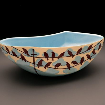 SW172: Main image for Serving Bowl made by Andrew Gilliatt