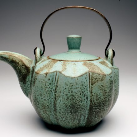 T71: Main image for Teapot made by Peter Pinnell