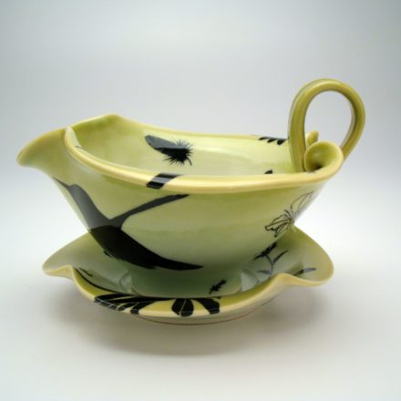 CP&S25: Main image for Cup and Saucer made by Yoko Sekino Bove