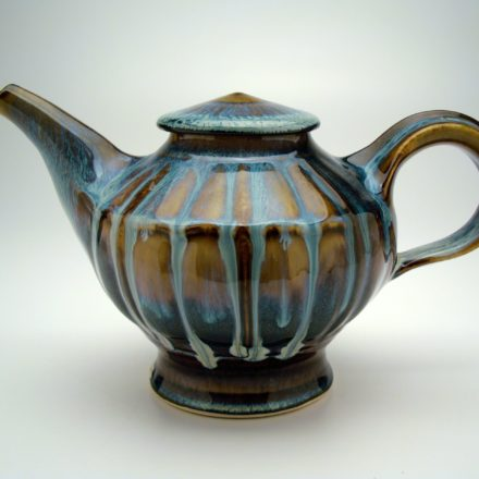 T55: Main image for Teapot made by Bill Brouillard