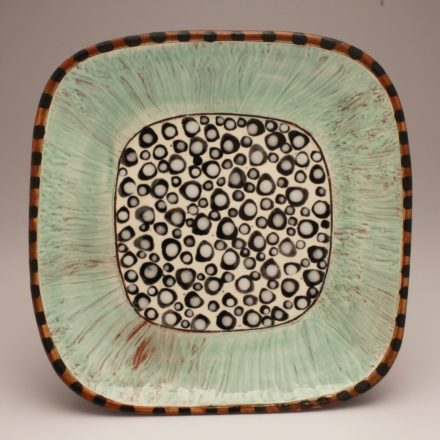 P401: Main image for Plate made by Gail Kendall