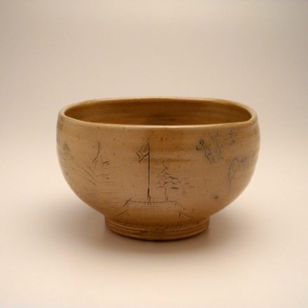 B49: Main image for Bowl made by Unknown