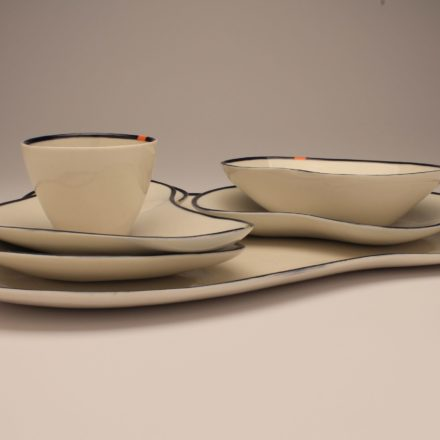 OT55: Main image for Set of Plates made by Sam Chung