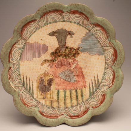 SW180: Main image for Platter made by Shoko Teruyama