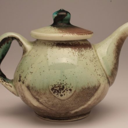 T75: Main image for Teapot made by Charity Davis-Woodard