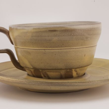 CP&S31: Main image for Cup and Saucer made by Alleghany Meadows