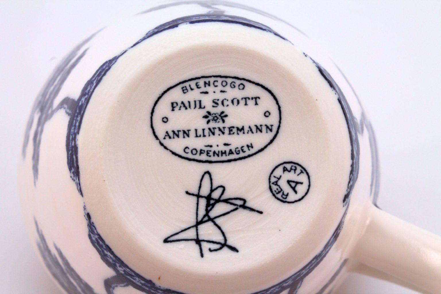 Made by Ann Linnemann Paul Scott