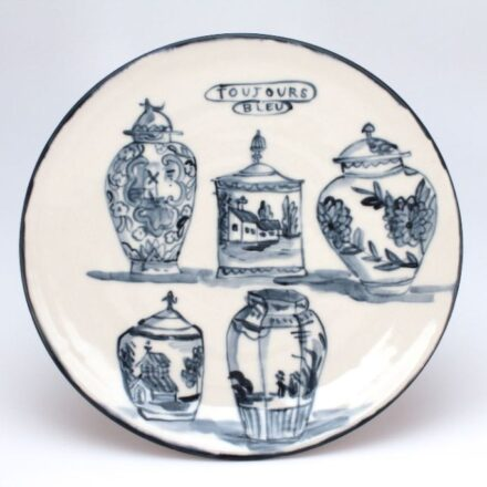 P495: Main image for Plate made by Molly Hatch